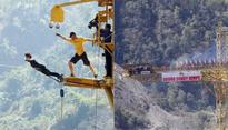 Jumpin Heights celebrates 50,000 Bungy Jumps with 'Dangal' girls