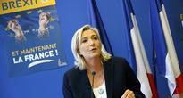 Le Pen: Hollande Says 'Non' to Frexit Referendum