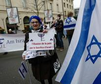 Protests Break Out At Paris Peace Summit: An Anti-Israeli Tribunal