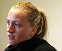 UPDATE 2-Tennis-Kvitova out for six months after surgery