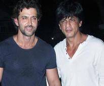 Hrithik Roshan takes a dig at Shah Rukh Khan on 'Raees-Kaabil' clash at the 2017 BO