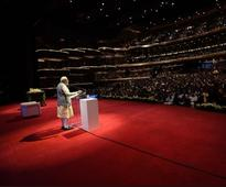 'Even the poor agree note ban was a great move': Modi tells diaspora in UAE