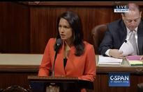 Gabbard: Don't Fund Terrorists