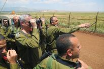 Golan not comfort zone for Assad: Israeli army chief