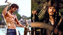 Hrithik Roshan to channel his inner Jack Sparrow for Thug?