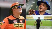 India coach job: Kumble, Shastri, Moody make presentation before CAC
