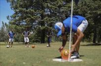 Footgolf, a Sport Rapidly Increasing in Popularity