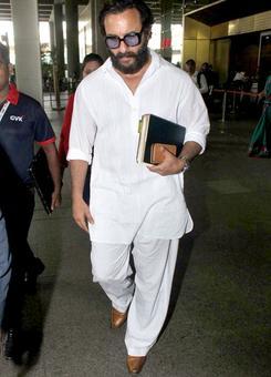 #BlackbuckCase: Saif, Tabu, Neelam, Sonali return to Mumbai