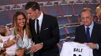 Armed police protect Gareth Bale and fiancee after family feud fallout