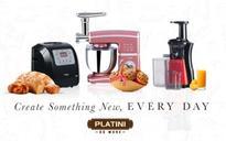 Bajaj Electricals Ltd launches Kitchen appliances Platini by Bajaj