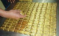 164 kg gold, Rs 39 crore cash seized at airports