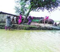 Flood fury worsens