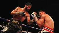 Crolla vs Linares results: Jorge Linares wins decision in Manchester
