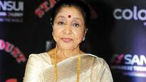 Heard this? Asha Bhosle has never eaten pani puri or icecream!