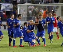 Italy Under-21s equalise late against Norway, England lose again