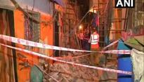Mumbai: 7 injured as portion of building collapses