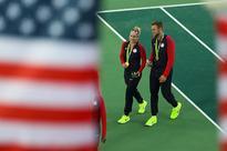 Rio 2016: Bethanie Mattek-Sands, Jack Sock Win Gold in Tennis Mixed doubles