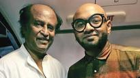 When Benny Dayal met Rajinikanth!