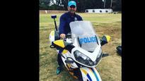 True keeper: MS Dhoni's cop avatar will blow your mind