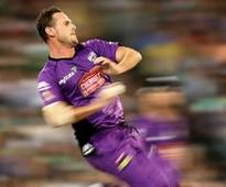 Knight Riders sign Tait to replace Hastings