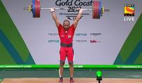 Weightlifter Sathish claims India's 3rd gold