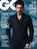 WOW Shah Rukh Khan kills it on GQ Cover