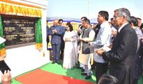 Foundation Stone for Manipur Judicial Academy laid