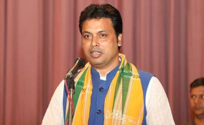 Ready to be CM: Tripura BJP chief