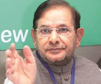 Rebel JD(U) leader Sharad Yadav likely to launch new political party