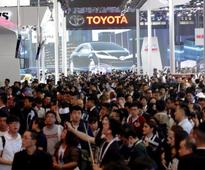 Toyota still No.1, Honda close behind