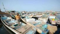 BSF seizes 5 Pakistan boats from Gujarat