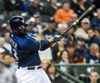 Brewers' Chris Carter, Jonathan Villar have owners drunk with power, speed