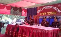 Rohingyas sneak in with help: BGB chief