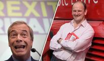 Douglas Carswell reacts to Farage resignation with bizarre emoji... Twitter responds...