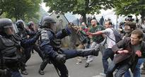 French police, protesters clash over death of arrested man