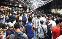 Fluctuation in power supply, signal failure bring services on Central Railway to a halt
