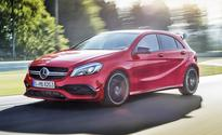 Mercedes starts 2016 with record sales