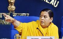Defamation case: Bhopal court issues warrant against Union Minister Uma Bharti