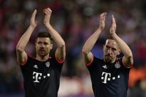 Bayern punished for slow start, admits Guardiola