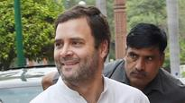VVIP Chopper Scam: BJP Accuses Rahul of Playing Victim Card