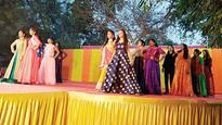Fashion for all: Physically challenged girls walk the ramp