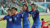 Indian football team re-enters top-100 in FIFA rankings