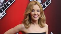 Kylie Minogue shows off incredible figure on Instagram