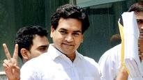 ACB questions Kapil Mishra in water tanker scam