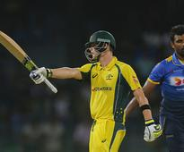 James Faulkner, Steve Smith shine as Australia edge Sri Lanka in first ODI