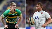 England captain Hartley 'proud' of debutant Harrison's rise to the top