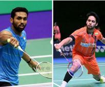 US Open GPG: HS Prannoy-Parupalli Kashyap summit clash assures maiden title for India