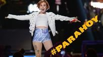 Paramore on deck and bingo with Chvrches - it can only be the Parahoy cruise