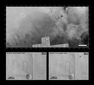 Found: One European Mars Lander, No Longer Intact
