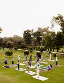 Yoga Day has Gurgaon poised for good health